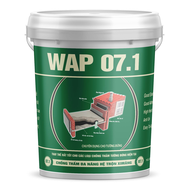 Vật liệu chống thấm tường đứng wap