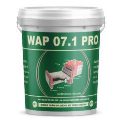 Vật liệu chống thấm cấp độ 1 cho sàn bê tông tĩnh, có thể thi công trong điều kiện còn độ ẩm nhẹ