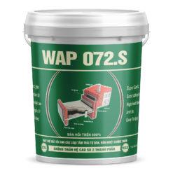 chống thấm hệ cao su lỏng WAP 072- siêu đàn hồi